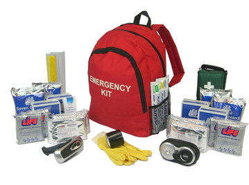 Security Major Incident Kit | ambulance kit bags - first responder advanced medical bags EVAQ8.co.uk